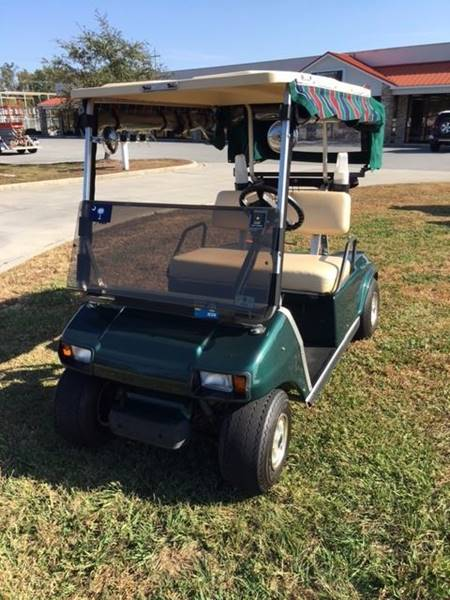 2002 Club Car DS 48 2 passenger - Pooler GA