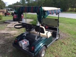 2000 Club Car DS 48 Golf - Ridgeland SC