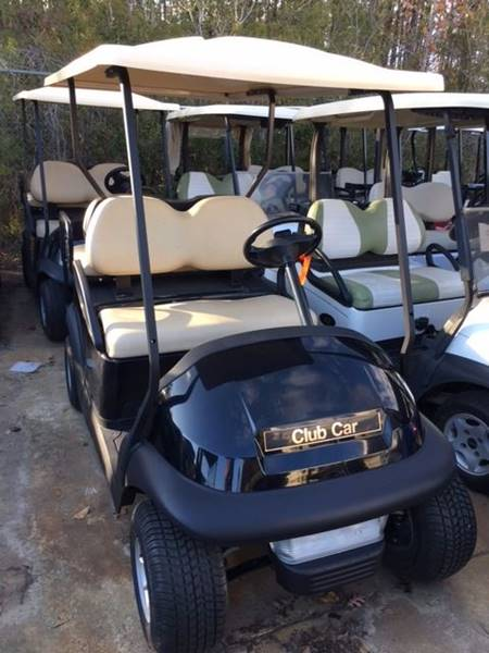 2013 Club Car Precedent 2+2  - Savannah GA