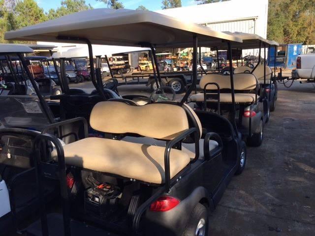 2013 Club Car Precedent 2+2  - Savannah GA
