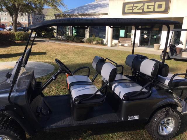 2017 E-Z-GO Express L6  - Ridgeland SC