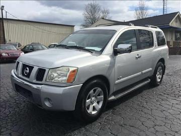 2006 Nissan Armada for sale in Durham, NC