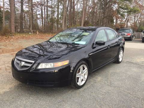 2006 Acura TL for sale in Durham, NC