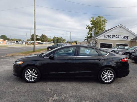 2013 Ford Fusion for sale in Washington, NC