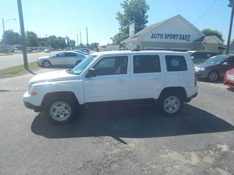 2014 Jeep Patriot for sale in Washington, NC