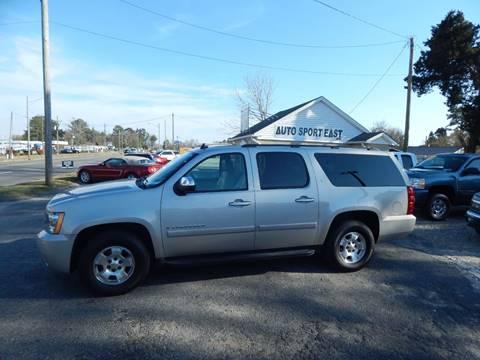 2008 Chevrolet Suburban for sale in Washington, NC