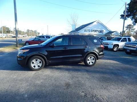 2013 Ford Explorer for sale in Washington, NC