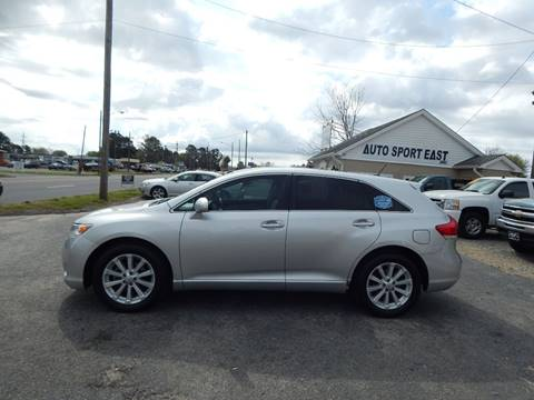 2011 Toyota Venza for sale in Washington, NC