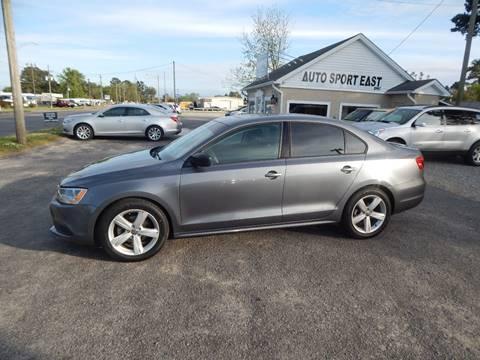 2012 Volkswagen Jetta for sale in Washington, NC