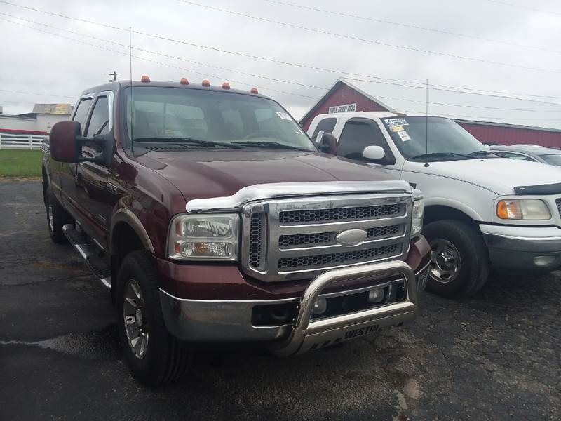 2006 ford f 350 super duty lariat 4dr crew cab 4wd lb in florence ky berlin auto sales. Black Bedroom Furniture Sets. Home Design Ideas