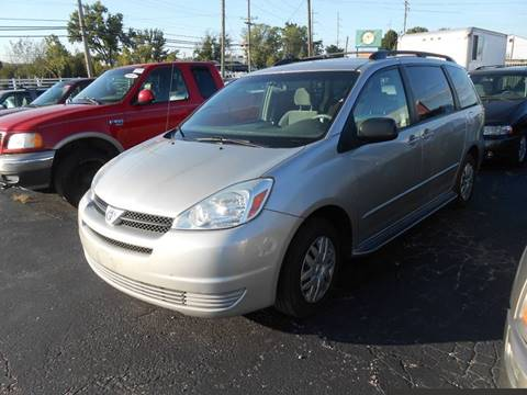 2004 Toyota Sienna for sale in Florence, KY