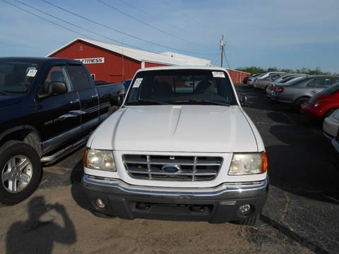 2002 Ford Ranger for sale in Florence, KY