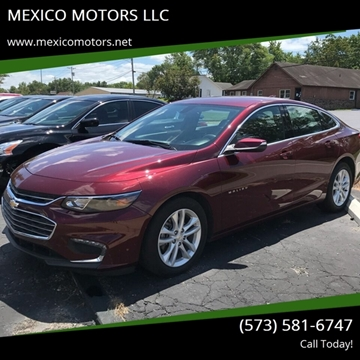 2016 Chevrolet Malibu for sale in Mexico, MO