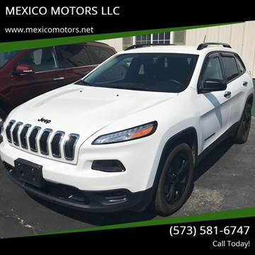 2017 Jeep Cherokee for sale in Mexico, MO
