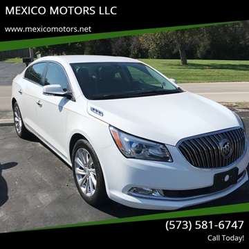 2016 Buick LaCrosse for sale in Mexico, MO