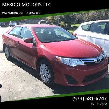 2014 Toyota Camry for sale in Mexico, MO