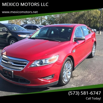 2010 Ford Taurus for sale in Mexico, MO