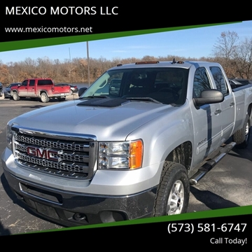 2012 GMC Sierra 2500HD for sale in Mexico, MO