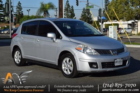 2009 Nissan Versa for sale in Fullerton, CA