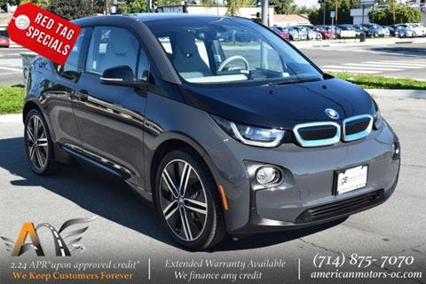 Bmw I3 For Sale In California Carsforsale Com