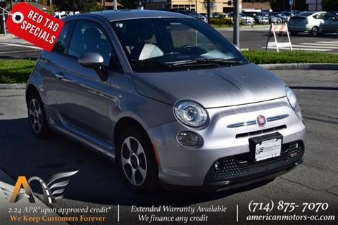 fiat 500e for sale in louisiana - carsforsale®
