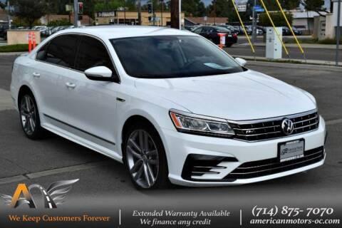 2017 Volkswagen Passat for sale in Fullerton, CA