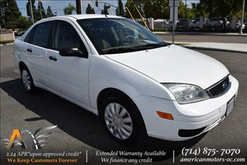 2006 Ford Focus for sale in Fullerton, CA