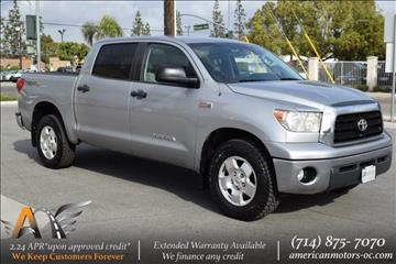 2008 Toyota Tundra for sale in Fullerton, CA