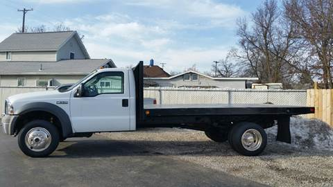 2005 Ford F-550 for sale in Adrian, MI