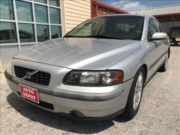 2004 Volvo S60 for sale at Auto Depot in Killeen TX