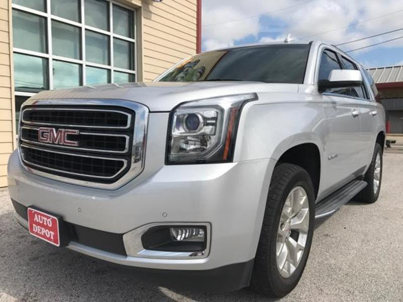2015 GMC Yukon for sale at Auto Depot in Killeen TX