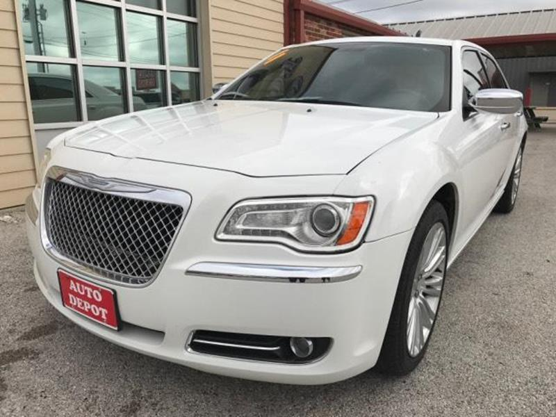 2011 Chrysler 300 for sale at Auto Depot in Killeen TX