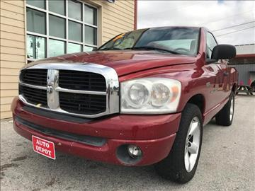 2007 Dodge Ram Pickup 1500 for sale at Auto Depot in Killeen TX