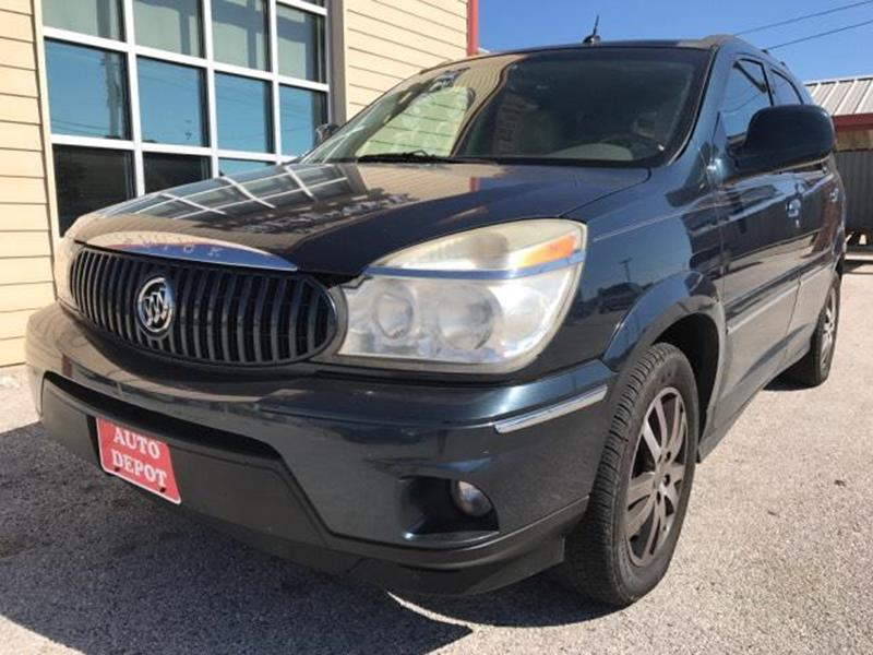 2004 Buick Rendezvous for sale at Auto Depot in Killeen TX