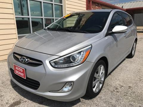 2014 Hyundai Accent for sale at Auto Depot in Killeen TX