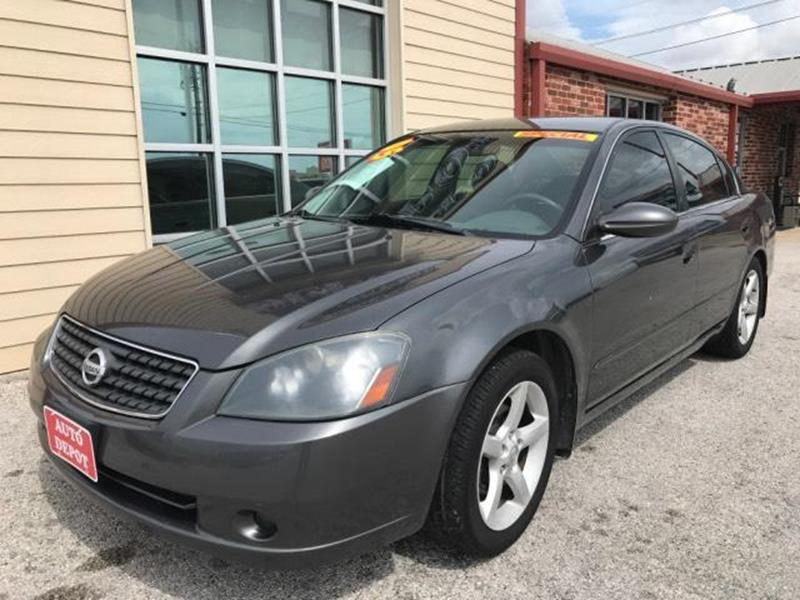 2005 Nissan Altima for sale at Auto Depot in Killeen TX