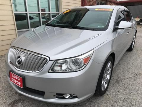 2011 Buick LaCrosse for sale at Auto Depot in Killeen TX