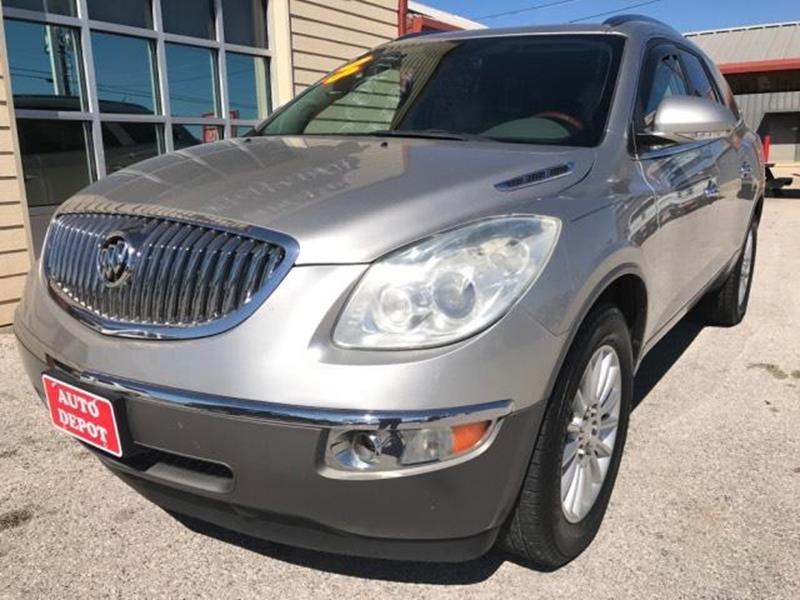 2008 Buick Enclave for sale at Auto Depot in Killeen TX