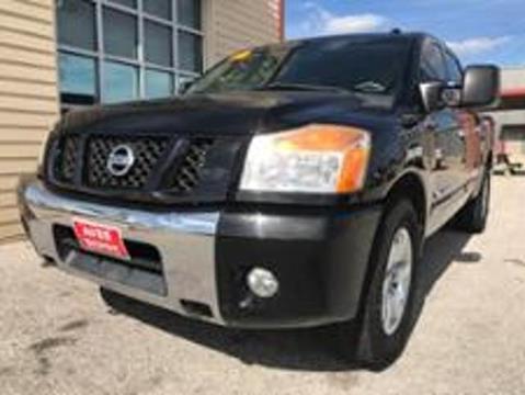 2010 Nissan Titan for sale in Killeen, TX