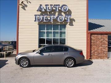 2009 Infiniti G37 Sedan for sale in Killeen, TX