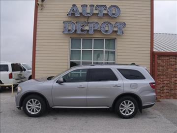 2014 Dodge Durango for sale in Killeen, TX