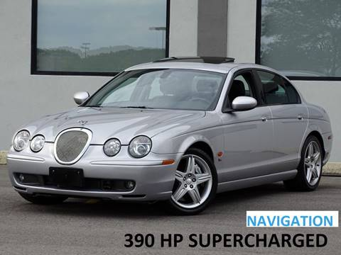 Jaguar S Type R For Sale Carsforsale