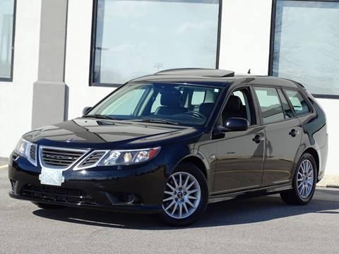 2010 Saab 9-3 SportCombi