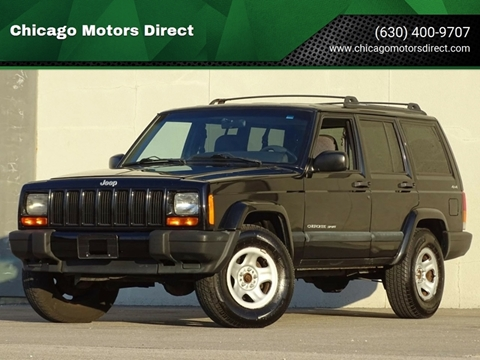 Used 2000 Jeep Cherokee For Sale In Evans Ga Carsforsale Com