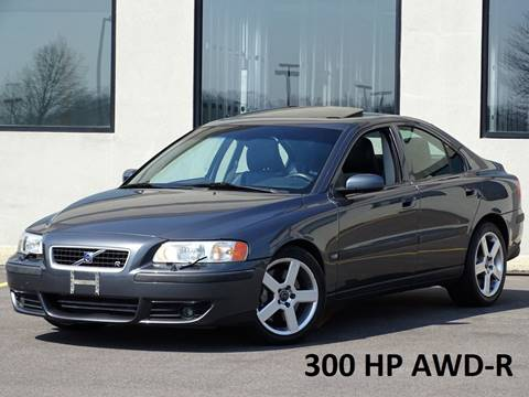 2004 Volvo S60 R For Sale In Addison Il