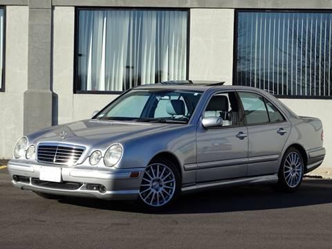 2002 Mercedes-Benz E-Class for sale in Addison, IL