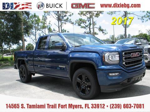 2017 GMC Sierra 1500 for sale in Fort Myers, FL