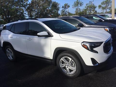 2018 GMC Terrain for sale in Fort Myers, FL