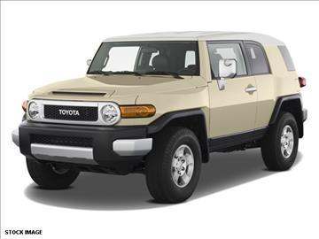 2008 Toyota FJ Cruiser for sale in Fort Myers, FL