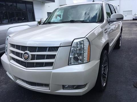 2013 Cadillac Escalade ESV for sale in Fort Myers, FL